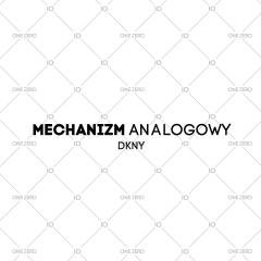 mechanizm analogowy DKNY