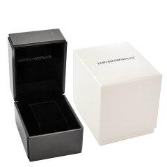 pudełko do zegarka Emporio Armani • ONE ZERO • Modne zegarki i biżuteria • Autoryzowany sklep