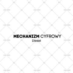 mechanizm cyfrowy Diesel