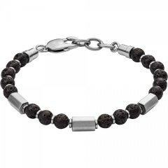 bransoletka Fossil JF03007040 • ONE ZERO • Modne zegarki i biżuteria • Autoryzowany sklep