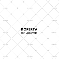 koperta stalowa Karl Lagerfeld