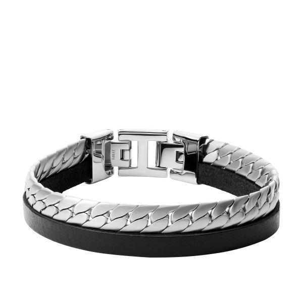 bransoletka Fossil JF03634040 • ONE ZERO • Modne zegarki i biżuteria • Autoryzowany sklep
