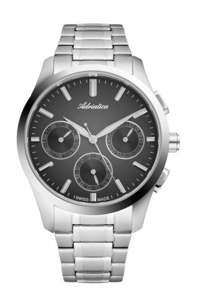 zegarek Adriatica A8277.5117QF • ONE ZERO • Modne zegarki i biżuteria • Autoryzowany sklep