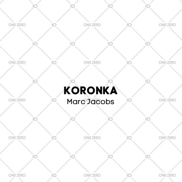 koronka Marc Jacobs • ONE ZERO • Modne zegarki i biżuteria • Autoryzowany sklep