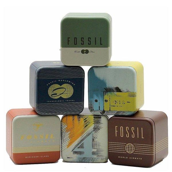 puszka do zegarka Fossil • ONE ZERO • Modne zegarki i biżuteria • Autoryzowany sklep