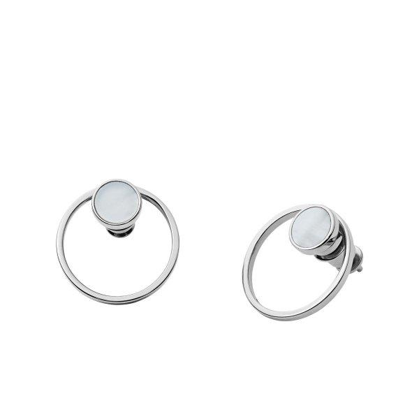kolczyki Skagen SKJ1096040 • ONE ZERO • Modne zegarki i biżuteria • Autoryzowany sklep