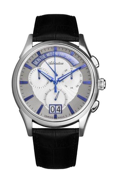 zegarek Adriatica A1193.52B3CH • ONE ZERO • Modne zegarki i biżuteria • Autoryzowany sklep