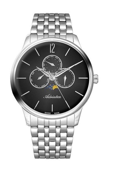 zegarek Adriatica A8269.5154QF • ONE ZERO • Modne zegarki i biżuteria • Autoryzowany sklep