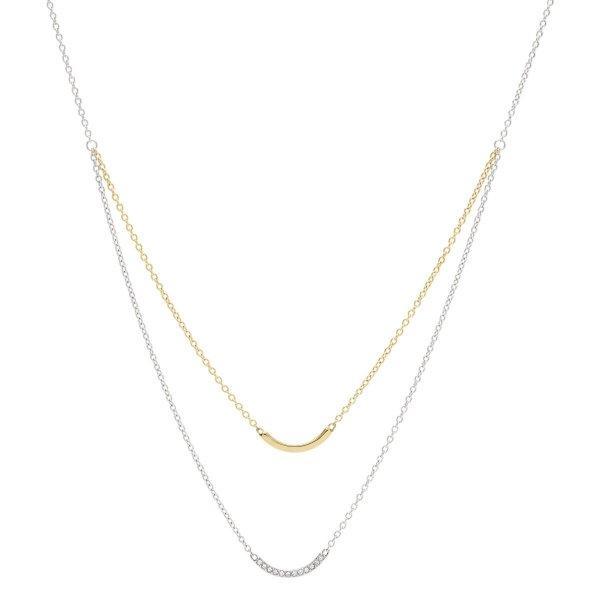 naszyjnik Fossil JF02917998 • ONE ZERO • Modne zegarki i biżuteria • Autoryzowany sklep