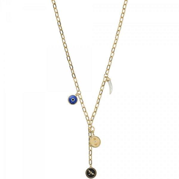 naszyjnik Emporio Armani EGS2517710 • ONE ZERO • Modne zegarki i biżuteria • Autoryzowany sklep