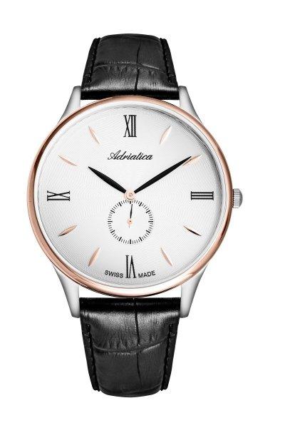 zegarek Adriatica A1230.R263QXL • ONE ZERO • Modne zegarki i biżuteria • Autoryzowany sklep