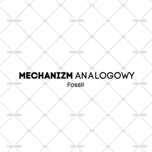 mechanizm analogowy Fossil • ONE ZERO • Modne zegarki i biżuteria • Autoryzowany sklep