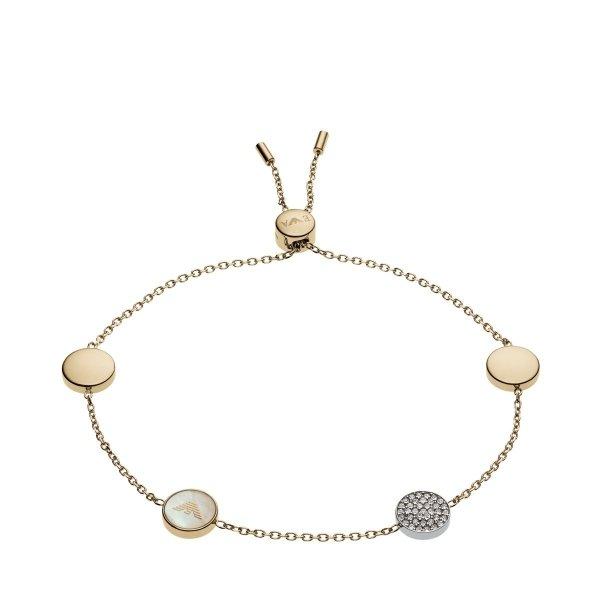 bransoletka Emporio Armani EGS2348710 • ONE ZERO • Autoryzowany sklep