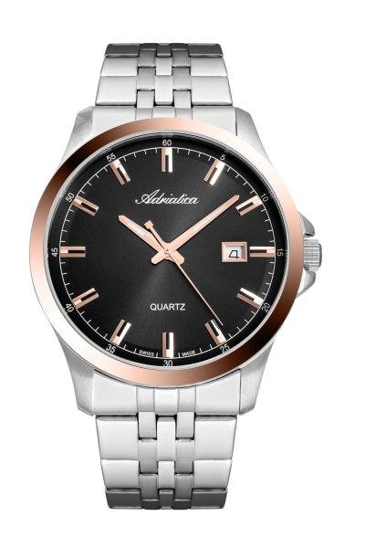 zegarek Adriatica A8304.R1R6Q • ONE ZERO • Modne zegarki i biżuteria • Autoryzowany sklep