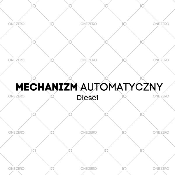 mechanizm automatyczny Diesel • ONE ZERO • Modne zegarki i biżuteria • Autoryzowany sklep