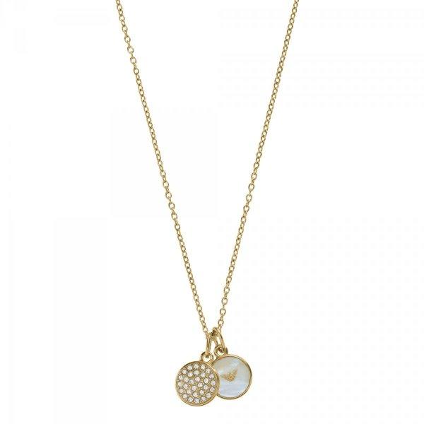 naszyjnik Emporio Armani EGS2157710 • ONE ZERO • Modne zegarki i biżuteria • Autoryzowany sklep