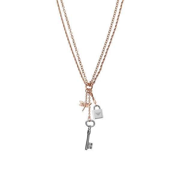 naszyjnik Emporio Armani EGS2578221 • ONE ZERO • Modne zegarki i biżuteria • Autoryzowany sklep