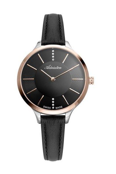 zegarek Adriatica A3433.R216Q • ONE ZERO • Modne zegarki i biżuteria • Autoryzowany sklep