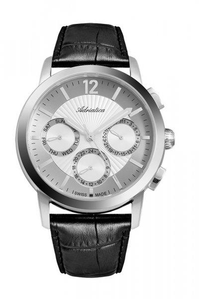 zegarek Adriatica A8273.5253QF • ONE ZERO • Modne zegarki i biżuteria • Autoryzowany sklep