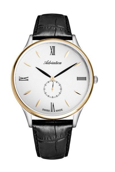 zegarek Adriatica A1230.2263QXL • ONE ZERO • Modne zegarki i biżuteria • Autoryzowany sklep
