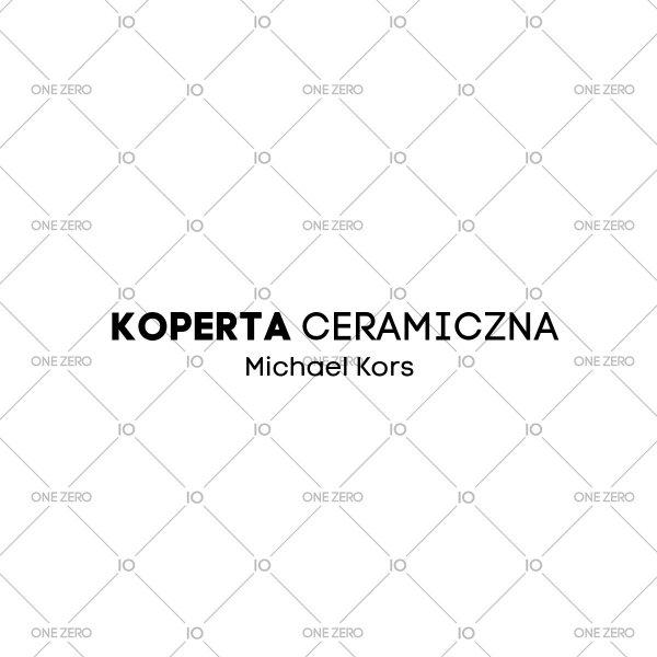koperta ceramiczna Michael Kors • ONE ZERO • Modne zegarki i biżuteria • Autoryzowany sklep
