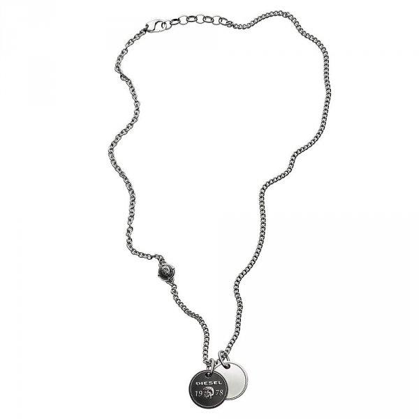 naszyjnik Diesel DX1091040 • ONE ZERO • Modne zegarki i biżuteria • Autoryzowany sklep