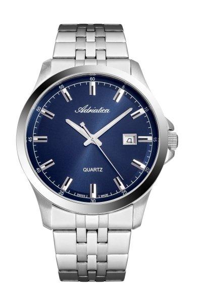 zegarek Adriatica A8304.5115QA • ONE ZERO • Modne zegarki i biżuteria • Autoryzowany sklep