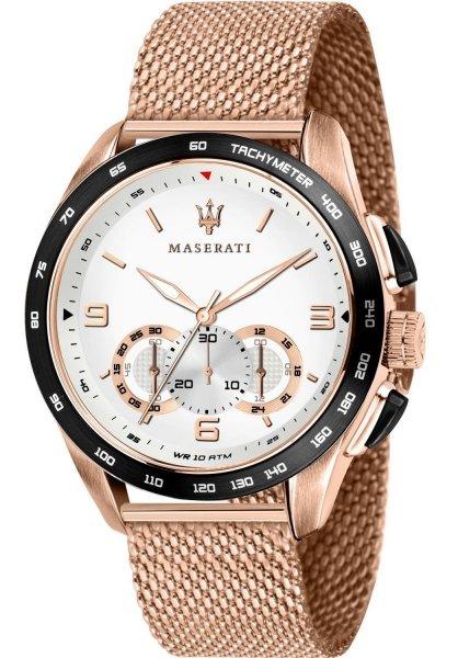 zegarek Maserati R8873612011 • ONE ZERO • Modne zegarki i biżuteria • Autoryzowany sklep