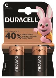 DURACELL Basic C/LR14 K2 M Alkaliczne