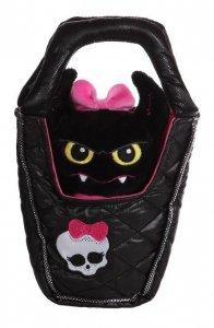 Monster High Plush bat in Purse