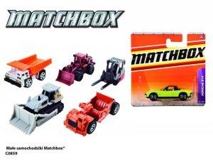 Matchbox Małe Samochodziki