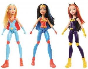 DC Super Hero Lalki podstawowe Ast.