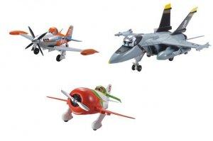 CA Samoloty ze światłami asort.