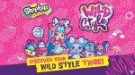 Figurki Shopkins Wild Style S9 czyli nowa seria figurek kolekcjonerskich od Formatex