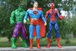 Figurki Spiderman – kultowy pająk w formie zabawek