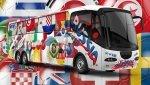 Autobusem w świat - pojazdy zabawkowe