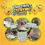 Soczyste cytrynki czyli zabawna gra rodzinna wymagająca dobrej pamięci i sprytu