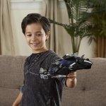 Pojazd bojowy 2w1 ulubioną zabawką dla dzieci z serii Czarna Pantera Marvel