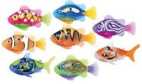 Robofish Pływające Elektroniczne Rybki tropikalne Zuru TM Toys 2549