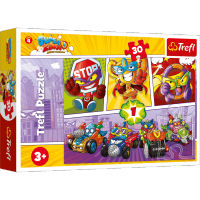 Puzzle Super Zings 30 el. Trefl 18271