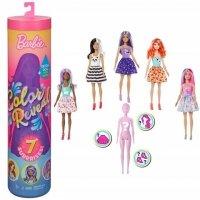 Lalka Barbie Kolorowa niespodzianka tuba Mattel GMT48