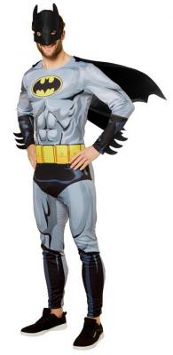Strój Karnawałowy Kostium Batman r. L 52/54
