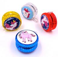 JoJo Yo-Yo świecące Unicorn Jednorożce