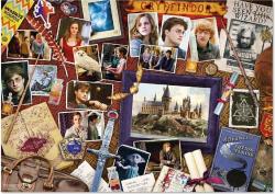 Puzzle Pamiątki z Hogwartu 500 el. Harry Potter Trefl 37400