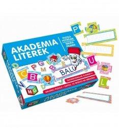 Gra Edukacyjna Akademia Literek Multigra 30173