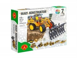 Zestaw Konstrukcyjny Mały Konstruktor 7w1 Scratch 813 el. Alexander 2186