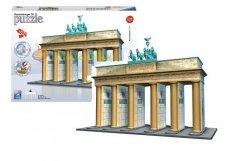 Puzzle 3D Brama Brandenburska 324 el. Ravensburger 125517