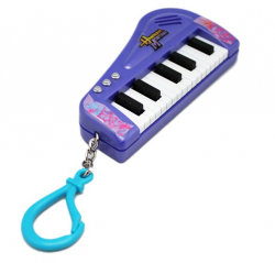 Hannah Montana Muzyczny brelok gitara/keyboard 63092