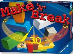 Gra zręcznościowa Make 'N`Break Ravensburger 263677