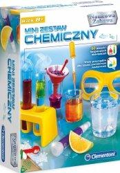 Zestaw naukowy Mini zestaw chemiczny Clementoni 60952